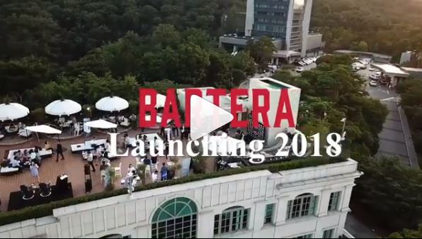 BARTERA x GQ LAUNCHING